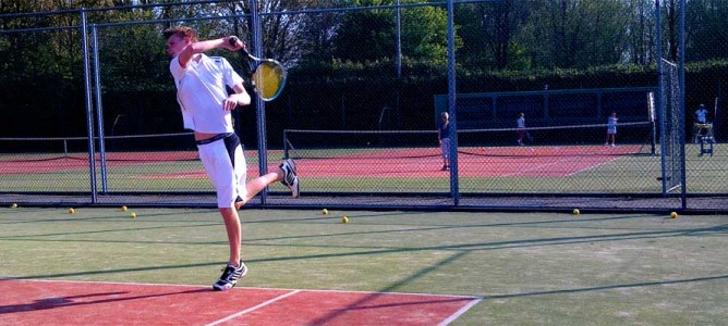 Get in touch with your best tennis performance