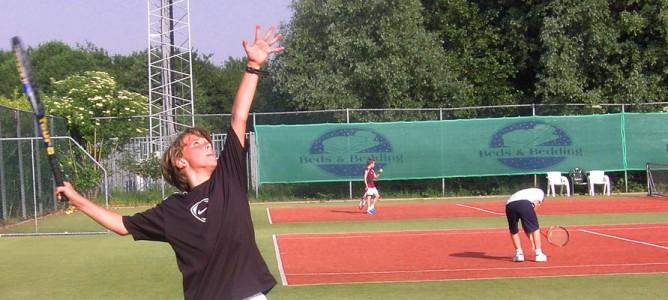 TennisSupport visie