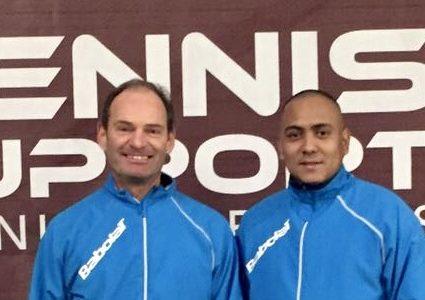 TennisSupport trainers team